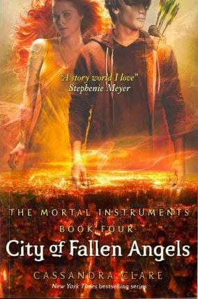 Book Review: City Of Fallen Angels By Cassandra Clare
