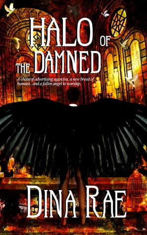 Book Review: Halo Of The Damned By Dina Rae