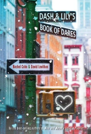 Book Review: Dash & Lily's Book Of Dares By Rachael Cohn