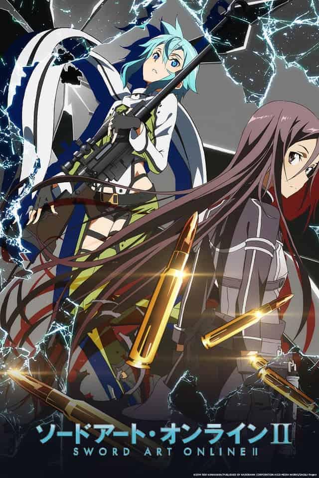 Anime Review: Sword Art Online