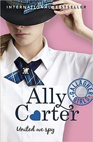 Book Review: United We Spy by Ally Carter