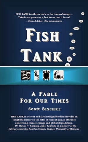 Book Review: Fish Tank By Scott Bischke, an Insightful Allegory