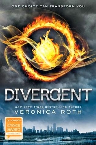 BOOK REVIEW: DIVERGENT BY VERONICA ROTH