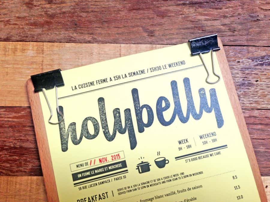 Holybelly Review: American Brunch In Paris