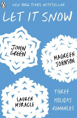 Christmas Book Review: Let It Snow By John Green Etc.