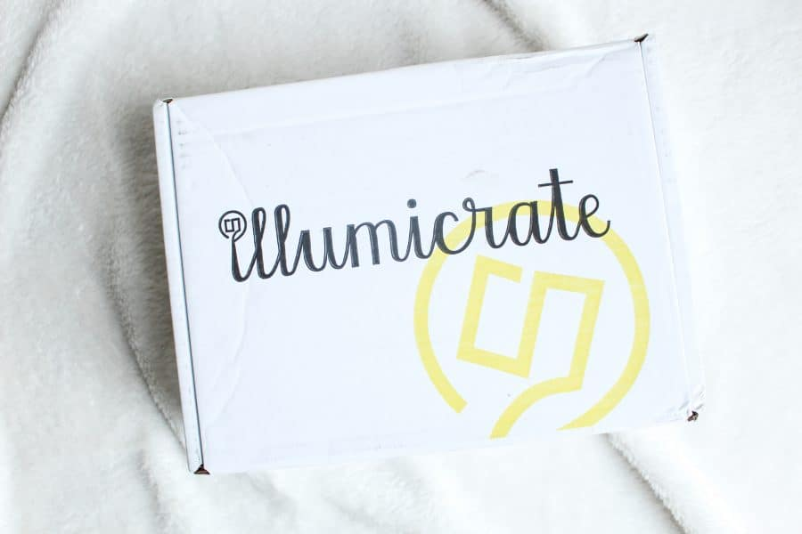 ILLUMICRATE UNBOXING: THE SUBSCRIPTION BOX FOR BOOK LOVERS