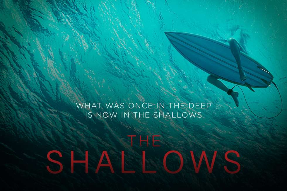 The Shallows: The Shark Movie Fans Have Been Waiting For