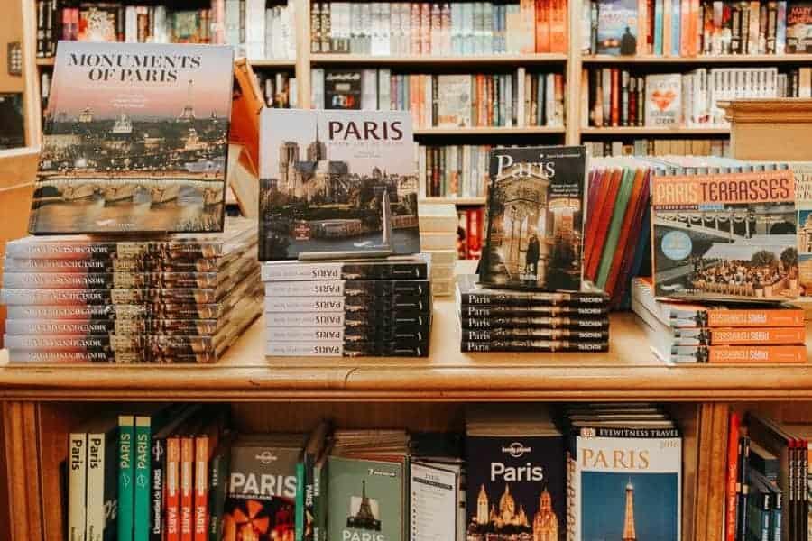 5 English Language Bookshops in Paris You Must Visit
