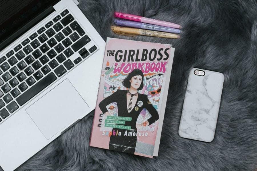 Review | The Girlboss Workbook by Sophia Amoruso