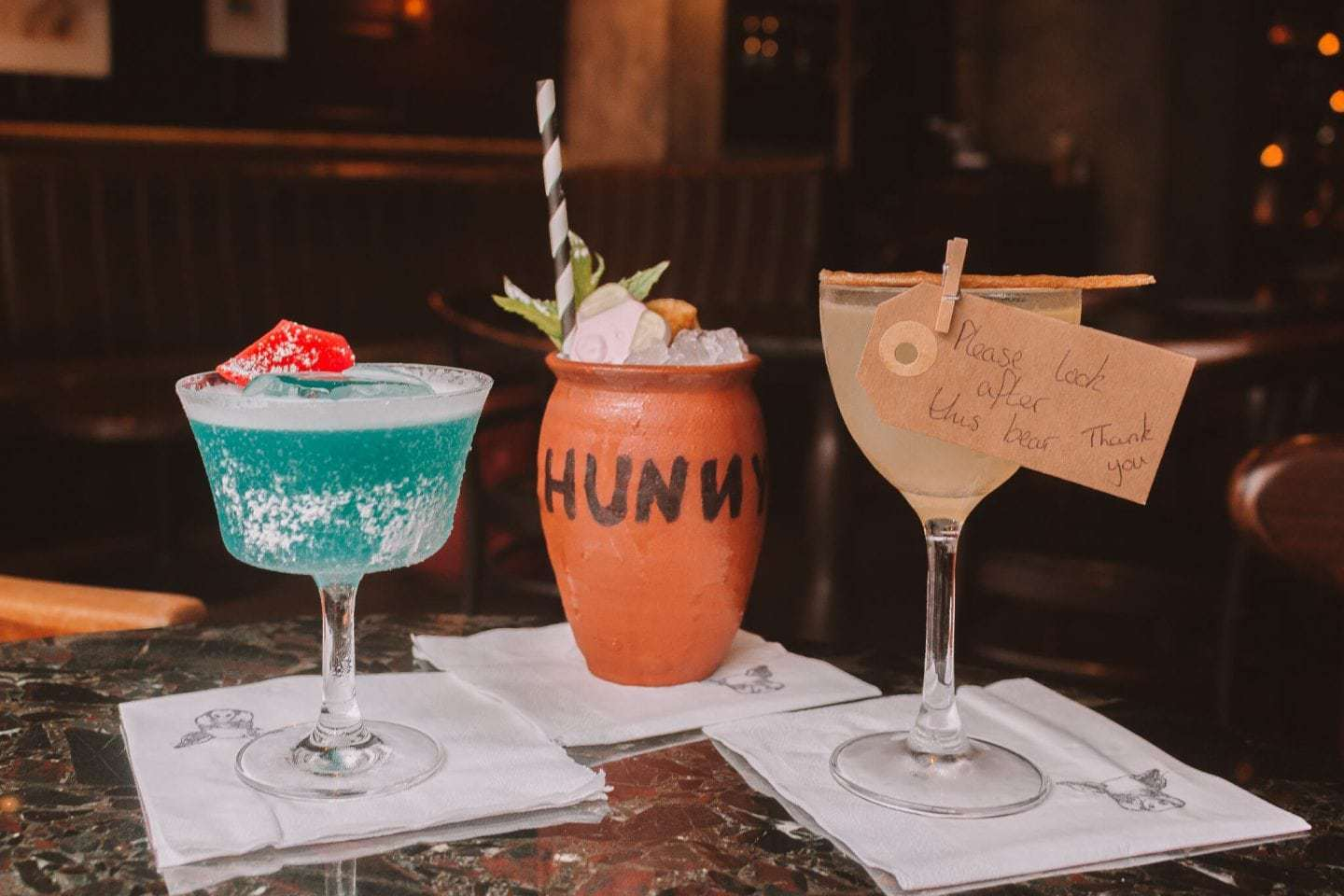 Literary Cocktails In London Find Book Themed Drinks At The Blind Pig