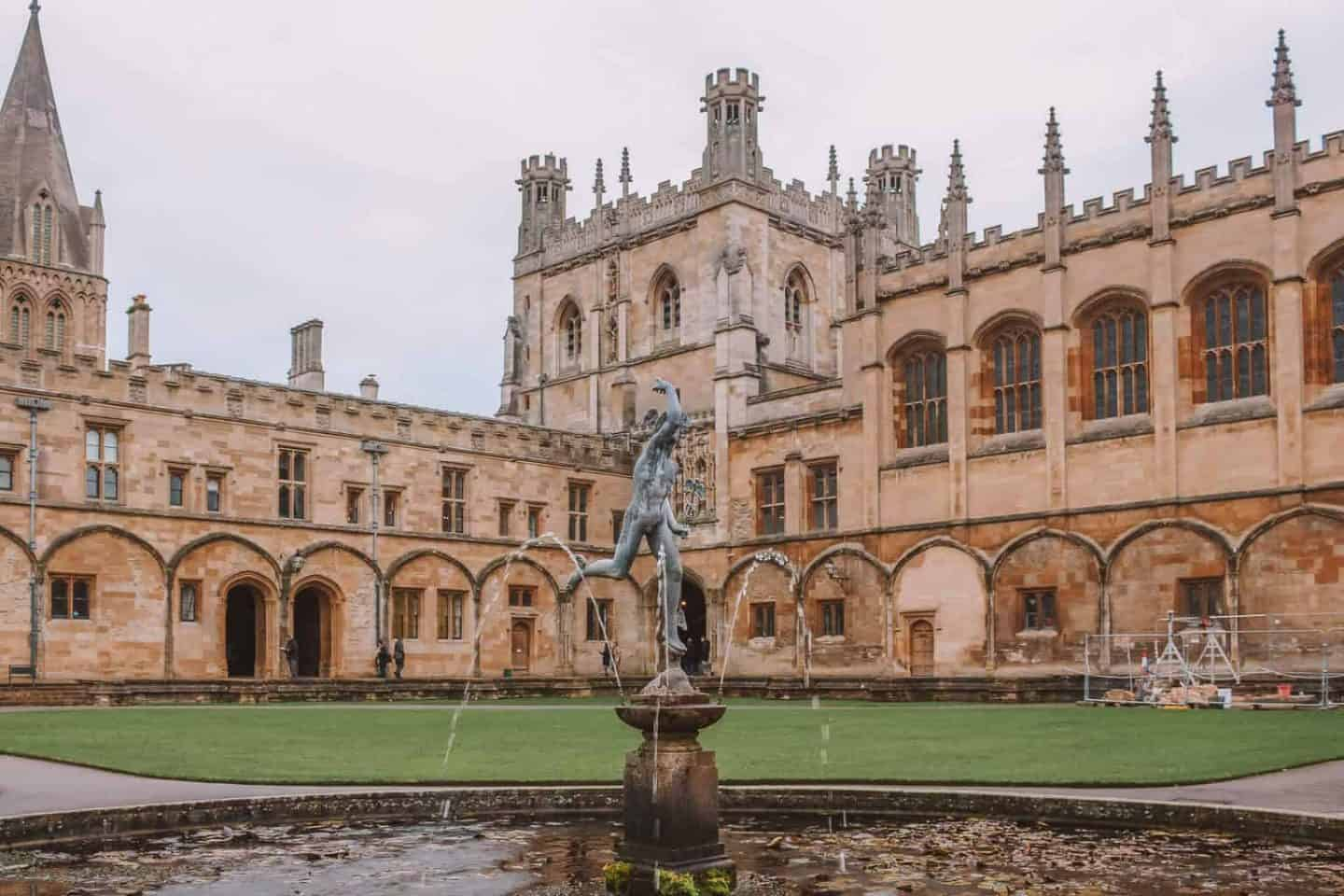 Christ Church - Oxford Interview for Modern Languages