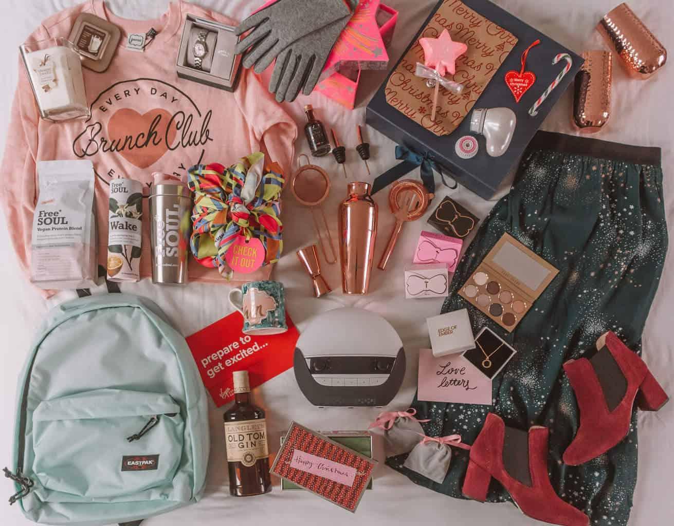 Christmas Gift Guide 2018: Brilliant Christmas Gift Ideas For Her #whatshotblog