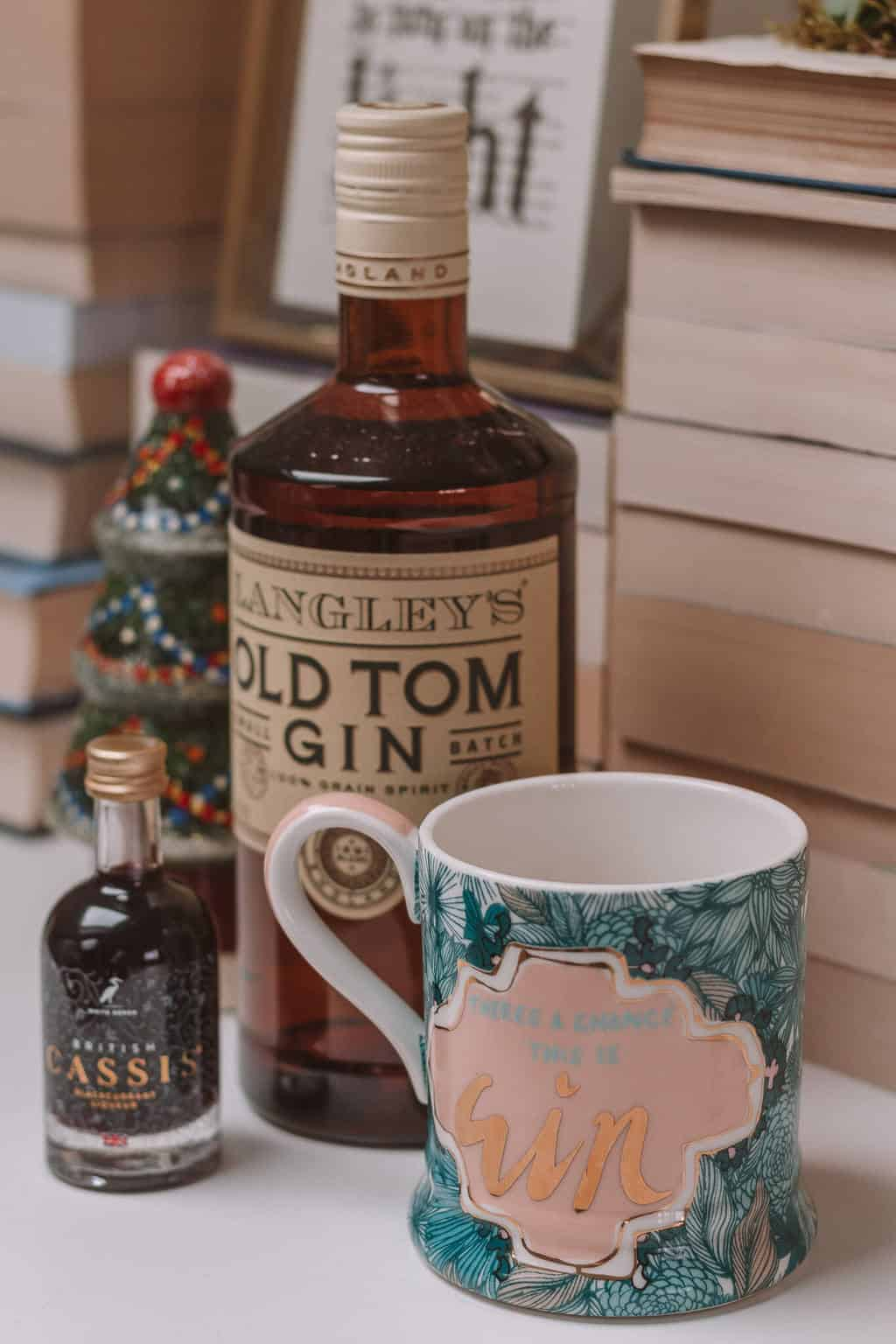 Gin Mug - Christmas Gift Guide 2018: Brilliant Christmas Gift Ideas For Her #whatshotblog