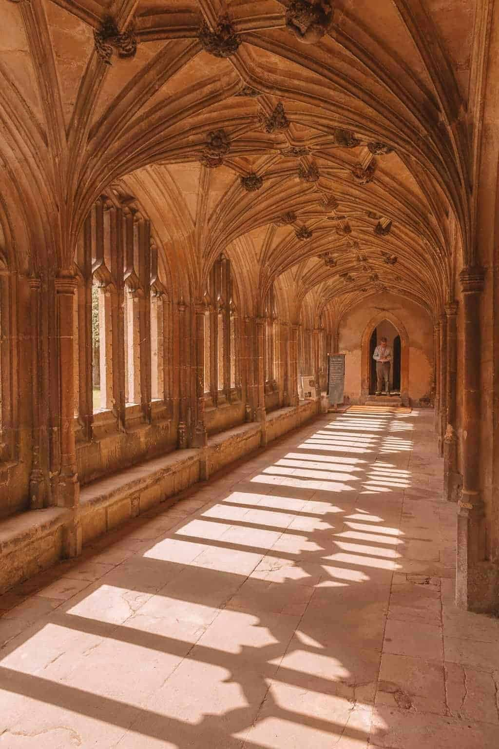 Harry Potter Filming Locations in Lacock
