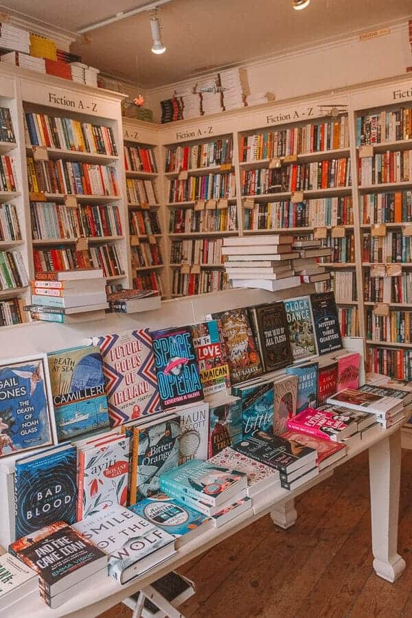 A Guide to the Best Bookshops in Bath