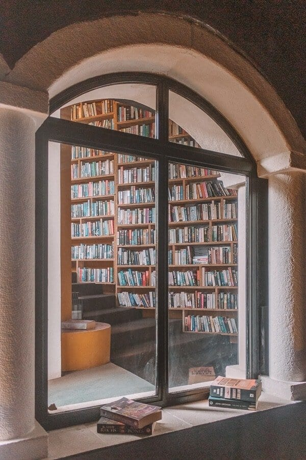 The Literary Man Hotel in Óbidos is a Book Lover's Paradise