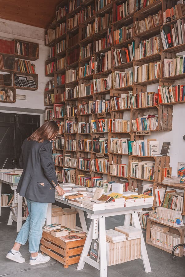 A Guide to Bookshops in Óbidos, Portugal